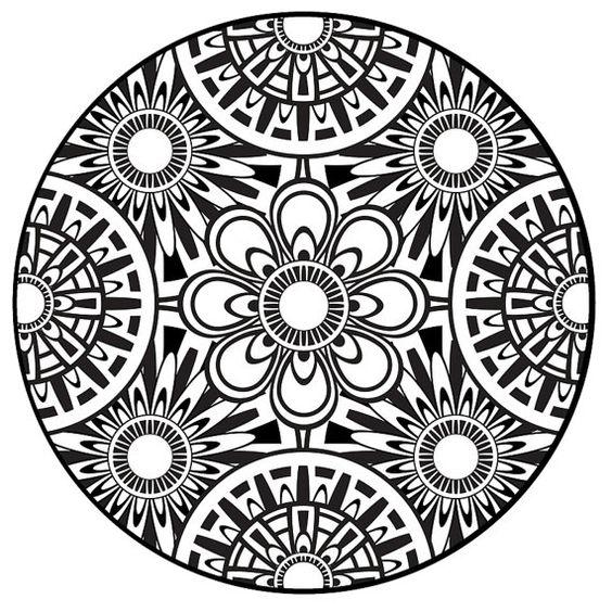 mejores tatuajes de mandala