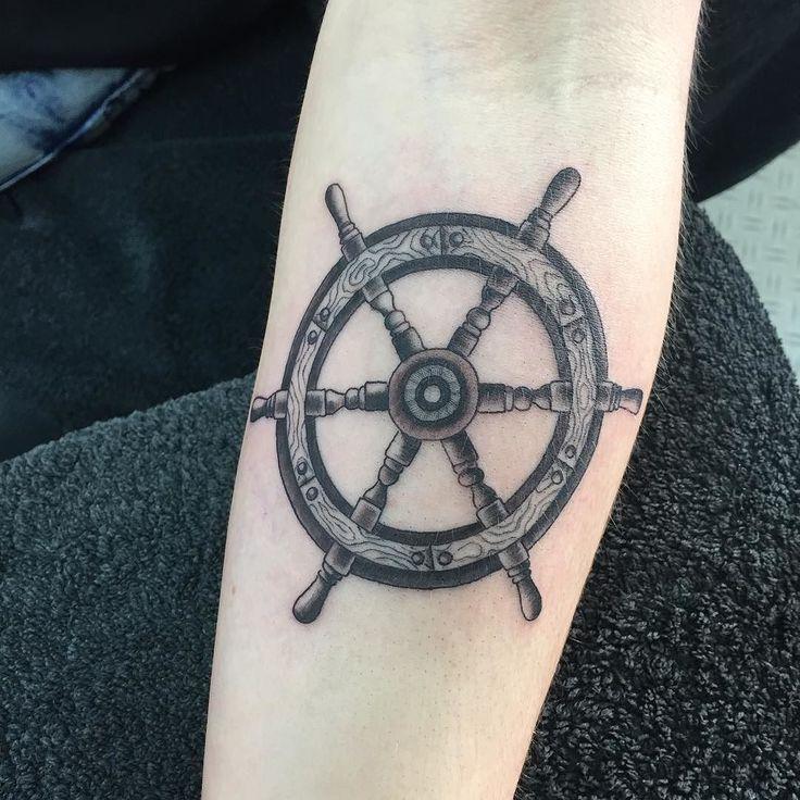Tatuajes en forma de rueda
