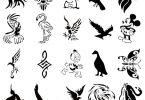 13 Einfache Tattoo Designs