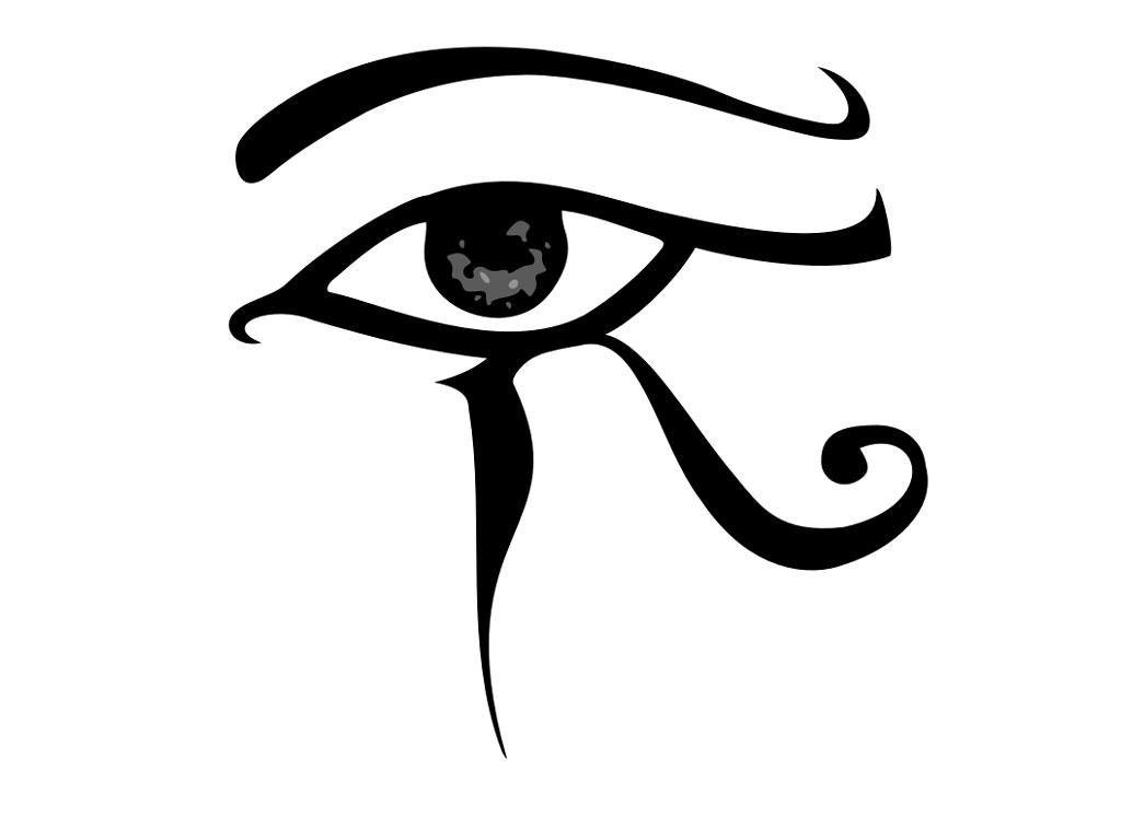 Tatouage oculaire facile