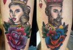Tatuajes De Rey