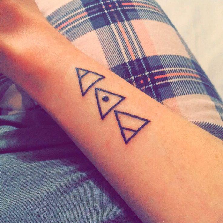 Glyph Tattoo