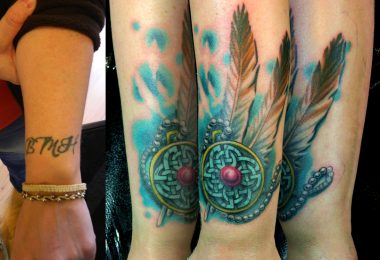 Cover up Tattoos on Wrist