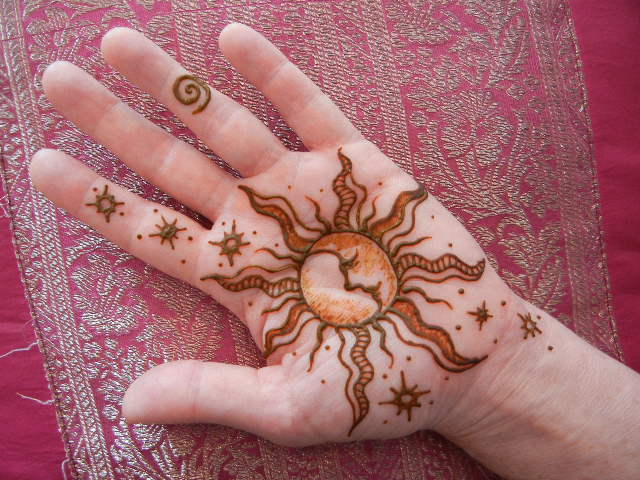 hand tatoeages ontwerpen