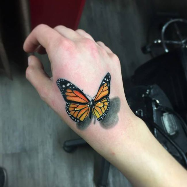 024426bd2 100+ Hand Tattoos Designs - Most Popular and Unique Ideas