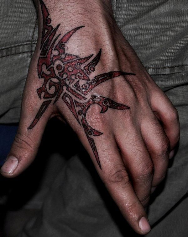 04dc07434 100+ Hand Tattoos Designs - Most Popular and Unique Ideas
