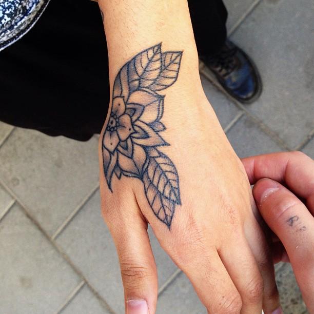 a58de271657a6 100+ Hand Tattoos Designs - Most Popular and Unique Ideas