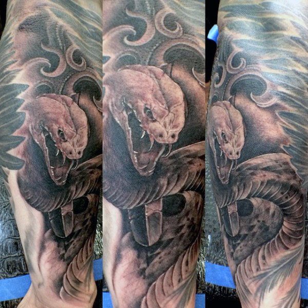 31018f8b2 15 Japanese Snake Tattoos Collection – You can Design or get Ideas