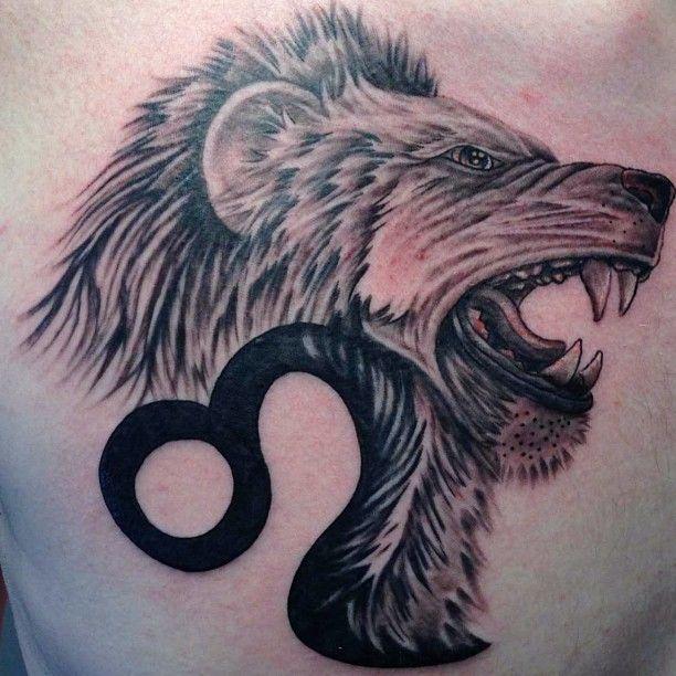 diseños de tatuajes de leo